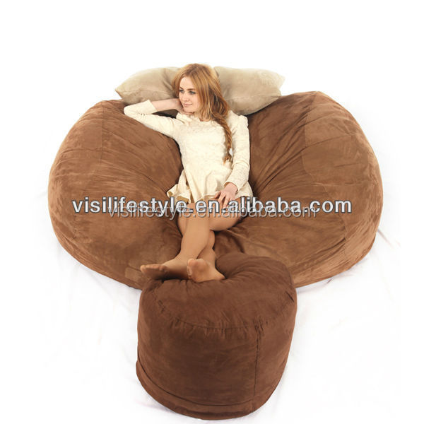 Giant Soft Memory Foam Beanbag Lounge Bed Comfy Sack - Buy Sac,Foam Bed,Foam  Sack Product on Alibaba.com - Giant Soft Memory Foam Beanbag Lounge Bed Comfy Sack - Buy Sac