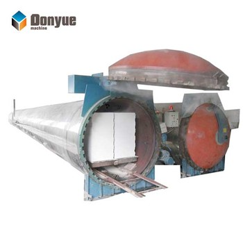 DONGYUE AAC block machine for engineering construction