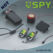 SPY hot selling high quality two-way remote start Motorcycle Alarm System