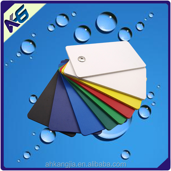 Free Foam pvc sheet 3mm from china manufacturer