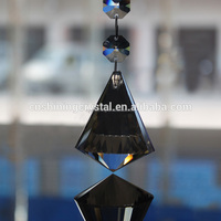 2015 Pujiang Xyer AAA Grade glass crystal pendant,boat crystal modern chandelier raw material