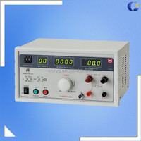 AC 5~70A Earth Continuity Tester for Earth Bond Testing