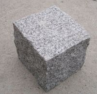 Chinese low price cobble stone mat