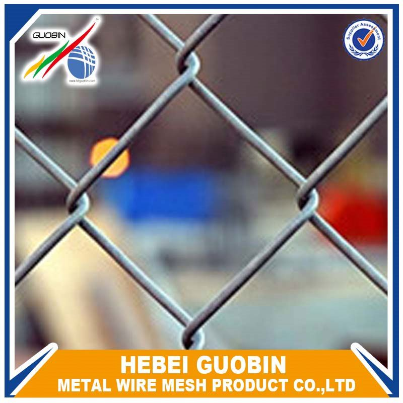 2016 New, China Good Galvanized Chain Link Fence