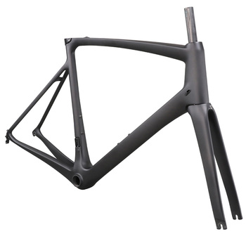 2018 AERO light carbon road bike frame with 1150g size 51/54/57/59cm