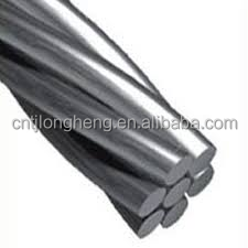 ASTM B498 pc strand messenger cable wire used galvanized 19 wire prestressed concrete steel strand