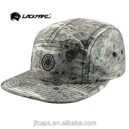 dusty stone printing colorful snapback hiphop flat cap and hat made in china