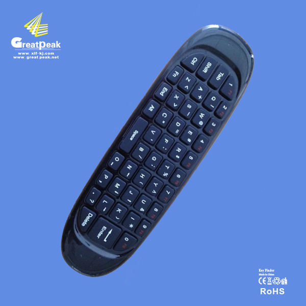 Fashion Design Air Mouse /Wireless Keyboard /3D Somatic Handle /Android Remote Multi-function Handle with High Quality