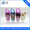 2014 New Product design hand silicone sanitizer holder for promotion