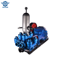 BW850 5 high pressure water well mud suction pump
