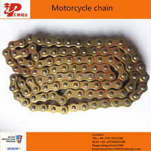 china motorcycle parts Malaysia copper plate 415H roller chain motorcycle