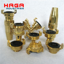 German Type Brass GEKA Coupling
