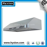 Professional manufacturer kitchen suction hood with 2 motors