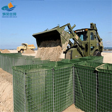 Military Used hesco bastion/ Hesco Barrier / Security Wall manufacturer