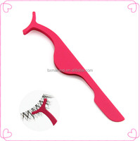 Eyebrow tweezers eyelash extension holder tweezers for eyelash