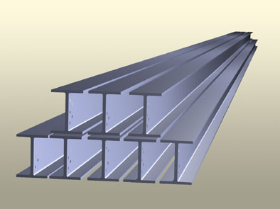 Manufacturer preferential supply High quality extruded aluminum h section profiles mill, matt, satin anodize finish/h beam