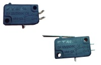 Micro Switch, 3A, 5A, 10A and 15A Available
