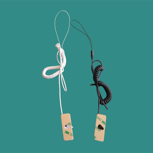 Mini Alarm System Merchandise Security Sensor Cable