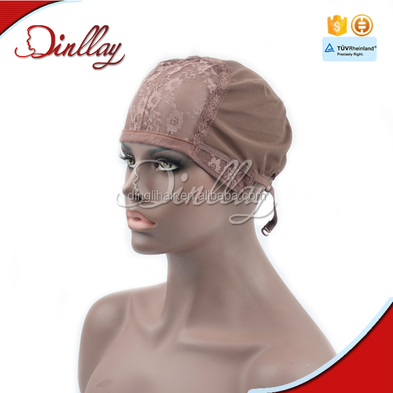 High quality silk wig cap for wig making, durable Jewish wig cap