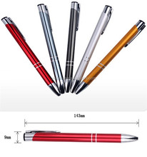fashion gifts high quality promotional ball pens with custom logo