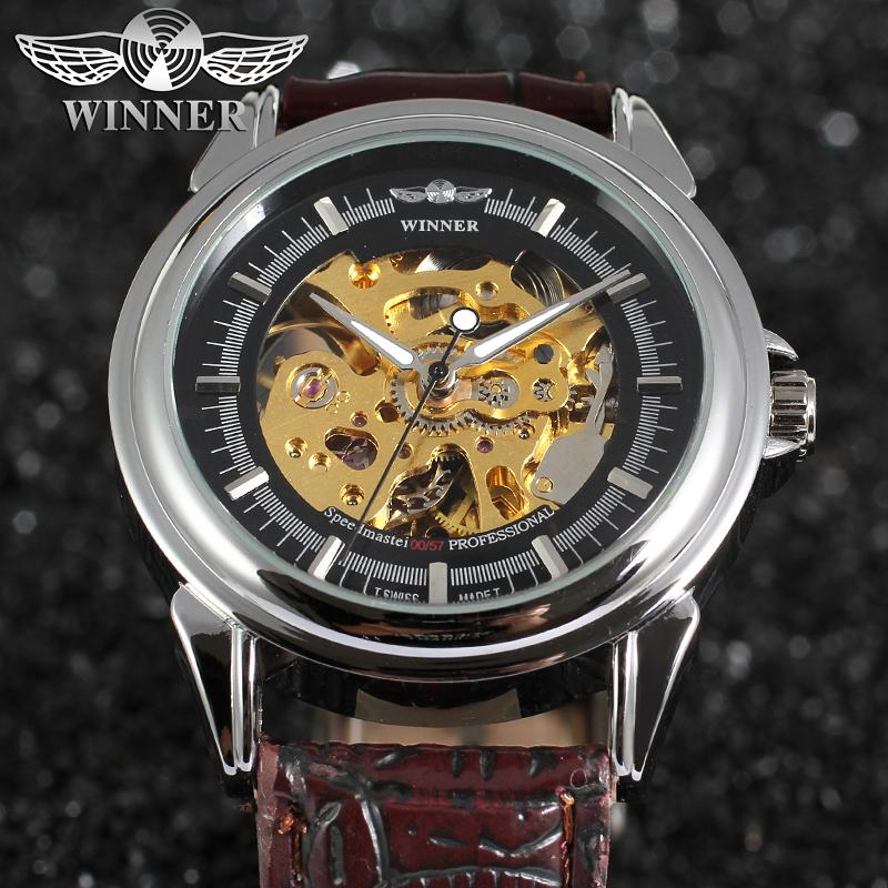 творческих winner skeleton automatic watch price духи нужно загодя