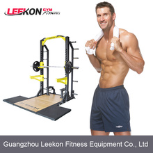 LEEKON LK-9027D-61 Powertec Power Rack Strong Fitness Equipment For Body Building