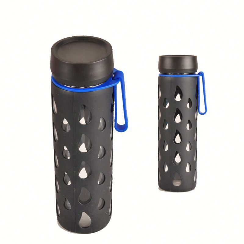 hot sale recycle car water glass bottle
