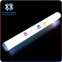 Hot sales fuxing brand wedding favor party supplies led foam sticks light up, concert glow stick, led flashing toy stick