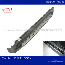 side step for Hyundai Tucson,running board Hyundai tucson,auto car foot plate/pedal plate/side guard