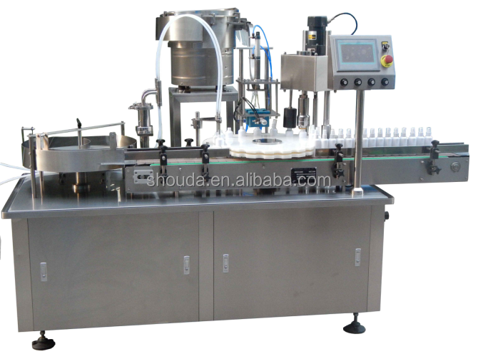 Trade assurance fully automatic spray can filling machine