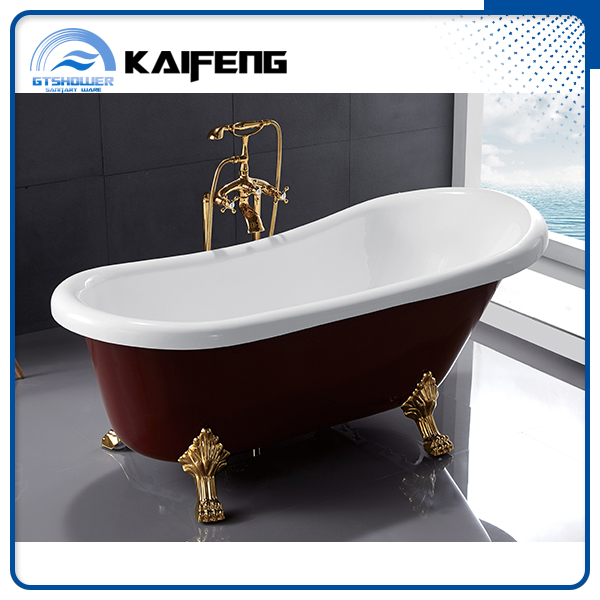 69 inch cUPC Cheap Antique Clawfoot Bath Tub