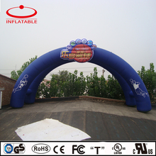 custom inflatable promotional arch tent for sport event
