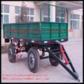 Hot sell 7C series of farm trailer