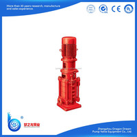 Centrifugal Vertical multistage fire fighting pump