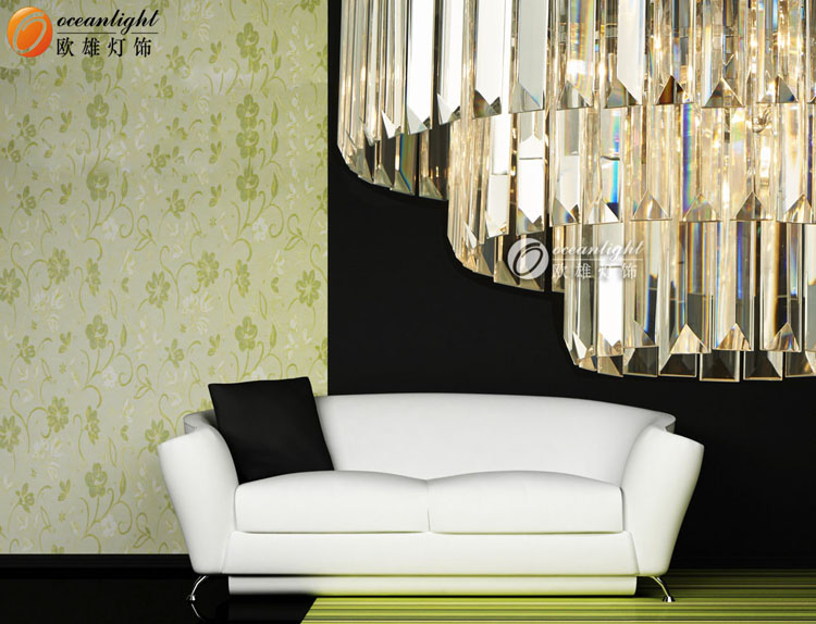 New 2014 China led chandelier light,Modern crystal chandelier