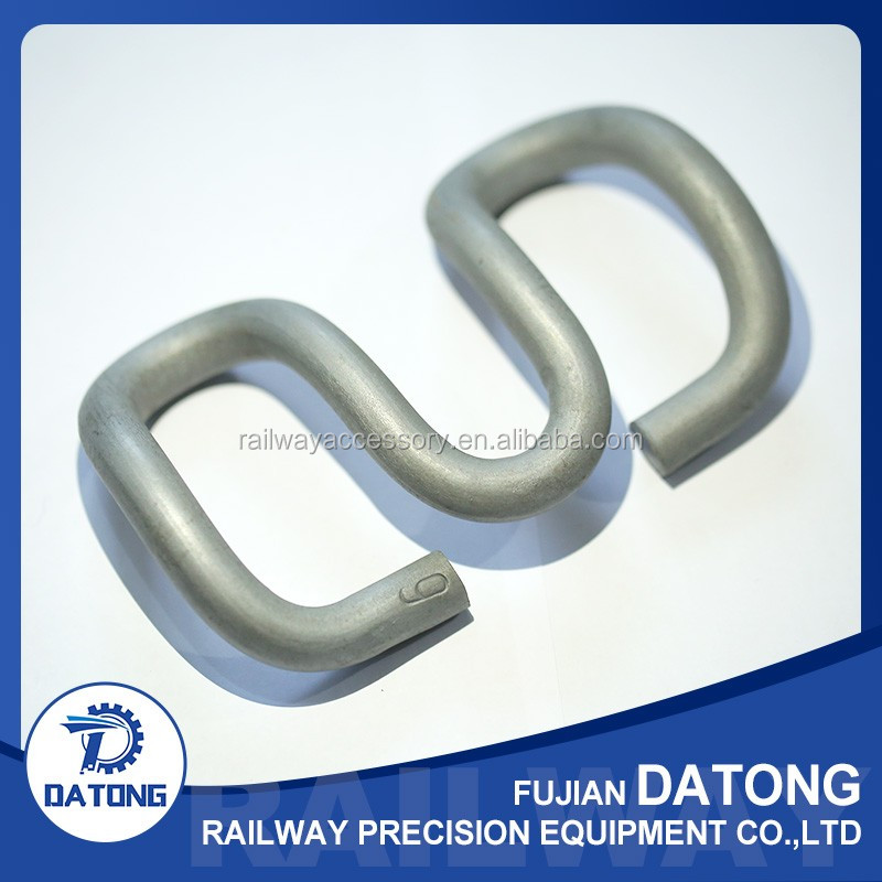 Wholesale Railroad Track Used Steel Railway Fastener
