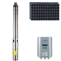 500W 600W Solar DC water pump