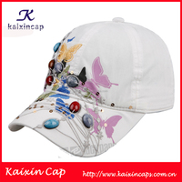 Design your own logo embroidery baseball cap with ear flaps