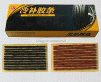 Black Tire Thread Seal String Car Tire Sealant String