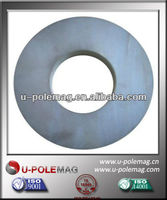Y30 Customized Anisotropic Ring Ferrite Permanent Magnet for Speaker