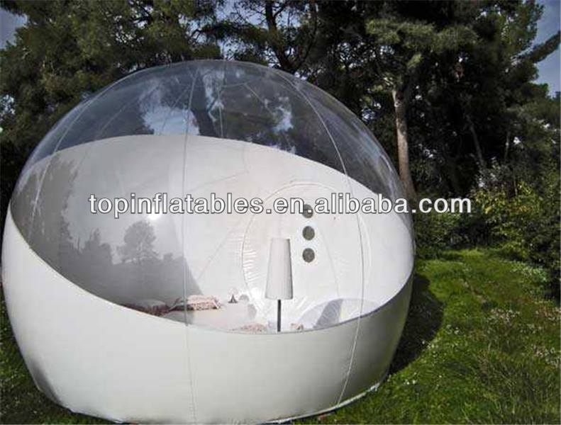 inflatable camping pod inflatable clear camping tent buy. Black Bedroom Furniture Sets. Home Design Ideas