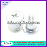 flat head shoulder screw /archimedes screw