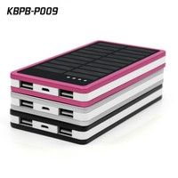 Manufacturer solar panel 10000mAh Portable Solar Charger for smart phone and laptop
