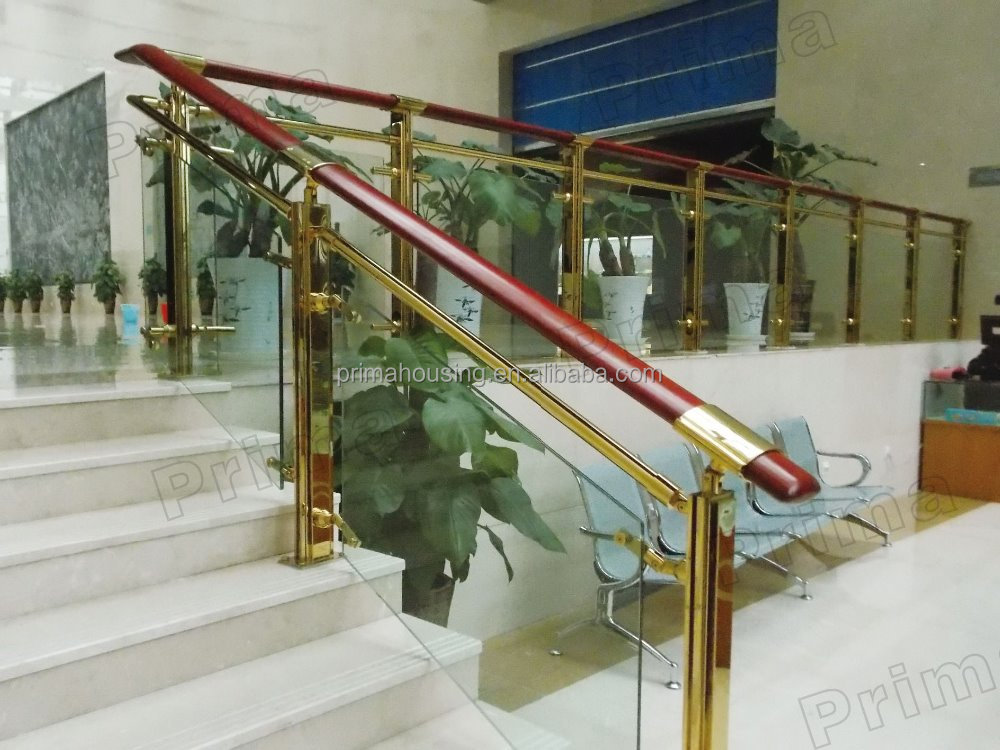 Chrome railing for stairs chrome railing hardware