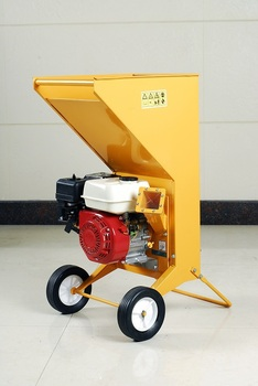 Hot sale top quality wood chipper with CE reasonable price