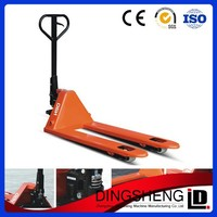 Hydraulic Hand Pallet Truck crate trolley