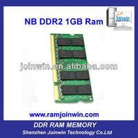 China wholesale full compatible 1gb laptop ddr2 random access memory