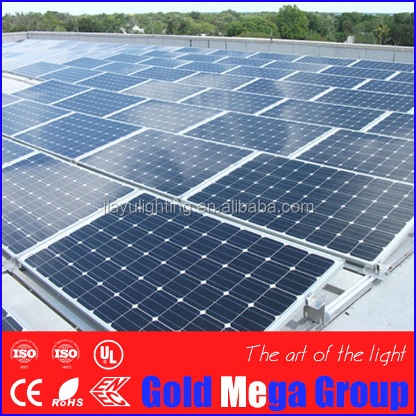 IP67 rated 20 year warranty 210w photovoltaic monocrystalline silicon solar panel solar cell module