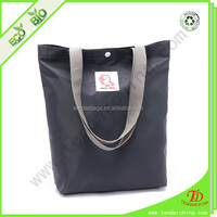 For Shopping Or Travel Carry Folding Nylon Tote Bag