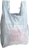 Custom OEM T-Shirt Plastic Bag